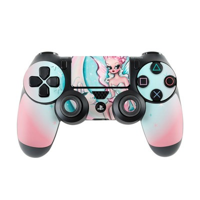 Sony PS4 Controller Skin - Moon Pixie