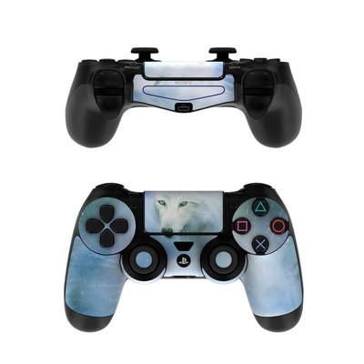 Sony PS4 Controller Skin - Moon Spirit