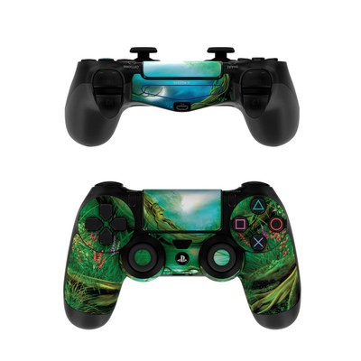 Sony PS4 Controller Skin - Moon Tree
