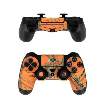 Sony PS4 Controller Skin - Break-Up Lifestyles Autumn