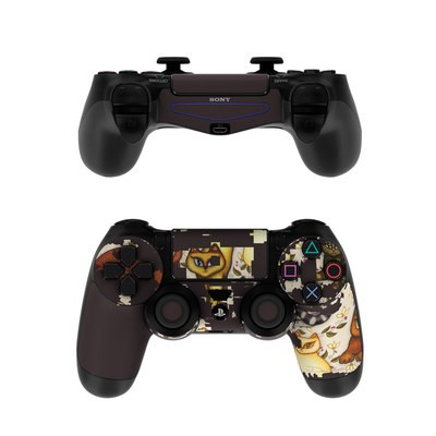Sony PS4 Controller Skin - Break-Up Country