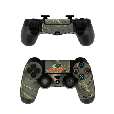 Sony PS4 Controller Skin - Break-Up Lifestyles Evergreen