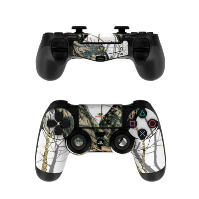 Sony PS4 Controller Skin - Winter