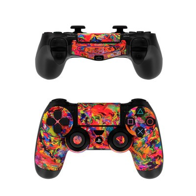 Sony PS4 Controller Skin - Maintaining Sanity