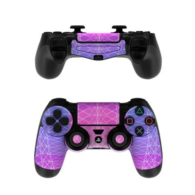 Sony PS4 Controller Skin - Mulberry