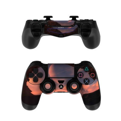 Sony PS4 Controller Skin - New Dawn