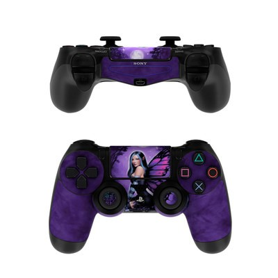 Sony PS4 Controller Skin - Night Fairy