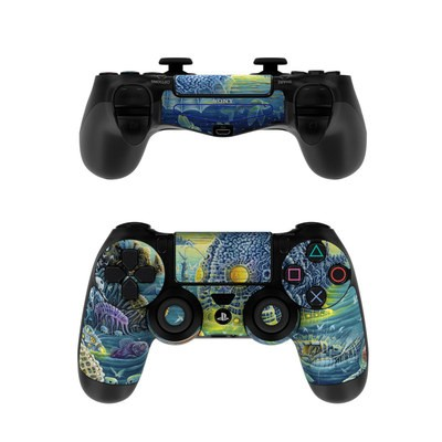 Sony PS4 Controller Skin - Night Trawlers