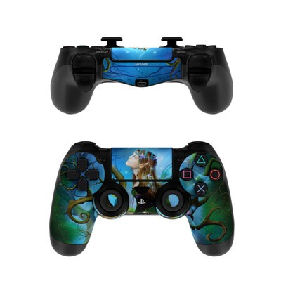 Sony PS4 Controller Skin - Nightshade Fairy