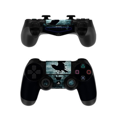 Sony PS4 Controller Skin - Nevermore