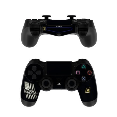 Sony PS4 Controller Skin - Never Quit