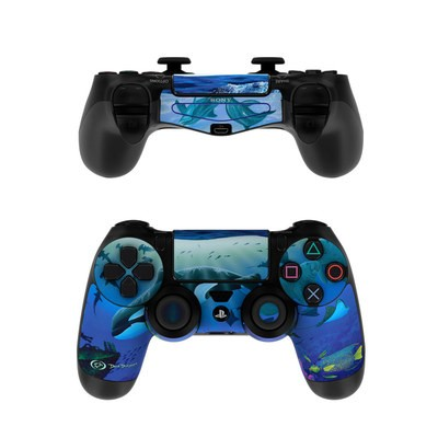 Sony PS4 Controller Skin - Oceans For Youth