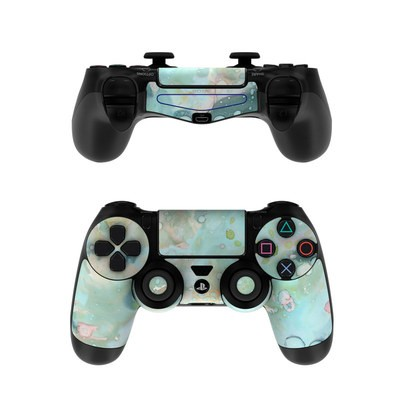 Sony PS4 Controller Skin - Organic In Blue