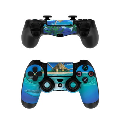 Sony PS4 Controller Skin - Ocean Serenity