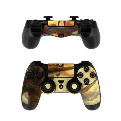 Sony PS4 Controller Skin - Over the Clouds