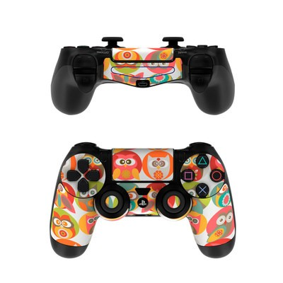 Sony PS4 Controller Skin - Owls Family