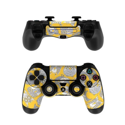 Sony PS4 Controller Skin - Owls