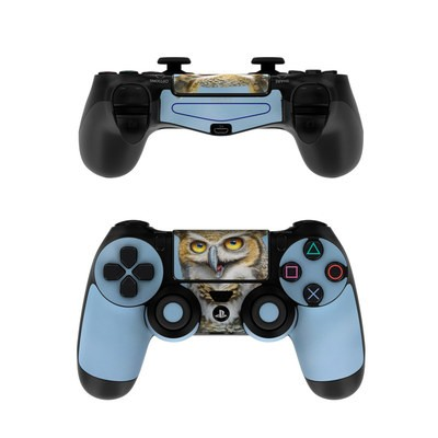 Sony PS4 Controller Skin - Owl Totem