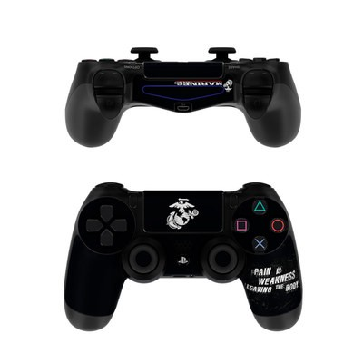 Sony PS4 Controller Skin - Pain