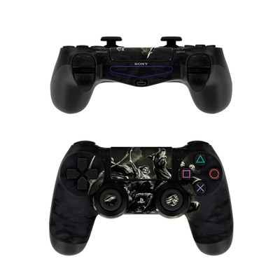 Sony PS4 Controller Skin - Pale Horse