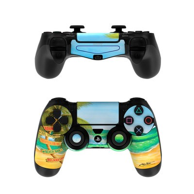 Sony PS4 Controller Skin - Palm Signs
