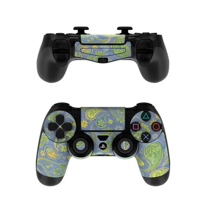 Sony PS4 Controller Skin - Pallavi Paisley
