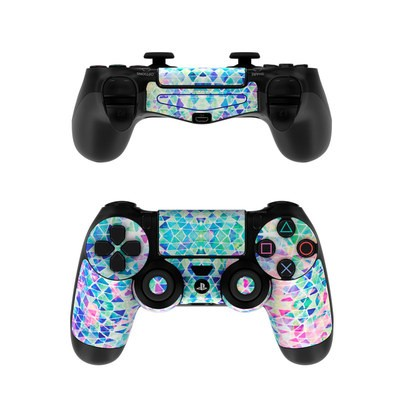 Sony PS4 Controller Skin - Pastel Triangle