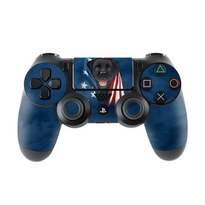 Sony PS4 Controller Skin - Patriotic Lab