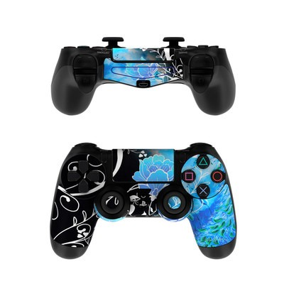 Sony PS4 Controller Skin - Peacock Sky