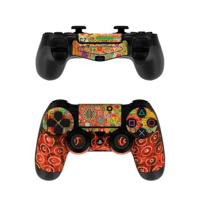 Sony PS4 Controller Skin - Percolations