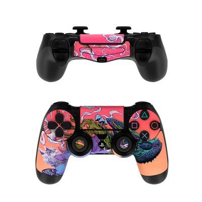 Sony PS4 Controller Skin - Phantasmagoria
