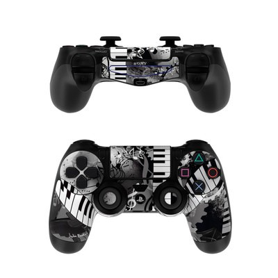 Sony PS4 Controller Skin - Piano Pizazz