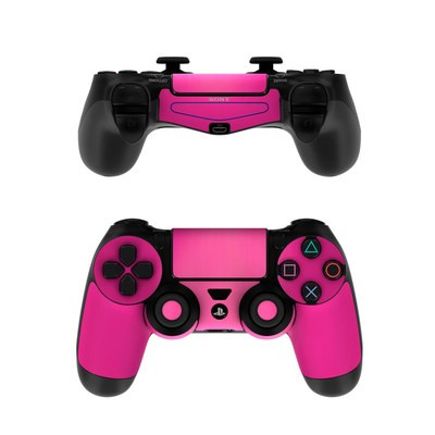 Sony PS4 Controller Skin - Pink Burst