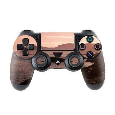 Sony PS4 Controller Skin - Pink Sea