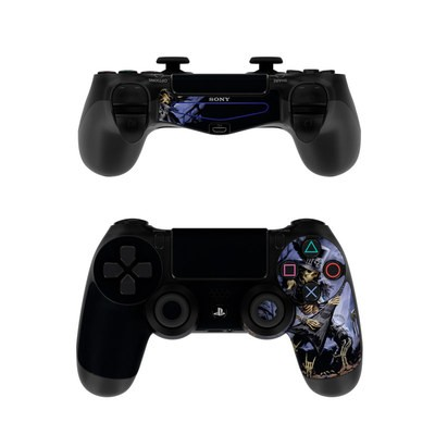 Sony PS4 Controller Skin - Play Dead