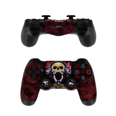 Sony PS4 Controller Skin - Play Loud