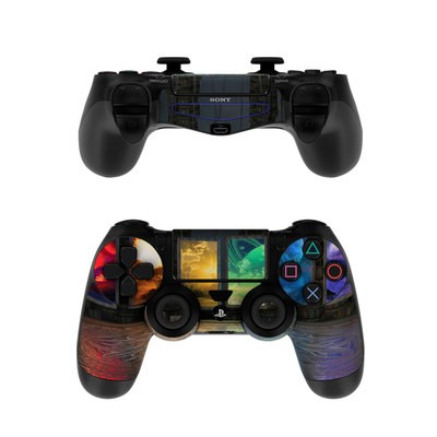 Sony PS4 Controller Skin - Portals