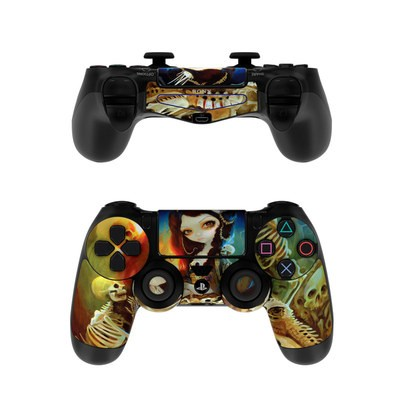 Sony PS4 Controller Skin - Princess of Bones
