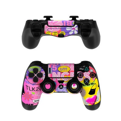Sony PS4 Controller Skin - Princess Text Me