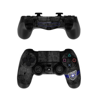 Sony PS4 Controller Skin - Protect and Serve