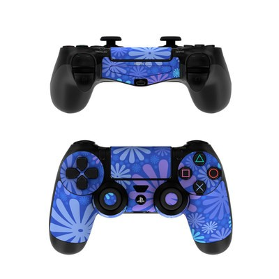 Sony PS4 Controller Skin - Indigo Punch