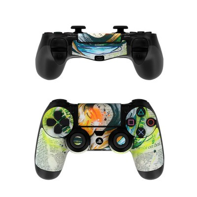 Sony PS4 Controller Skin - Question