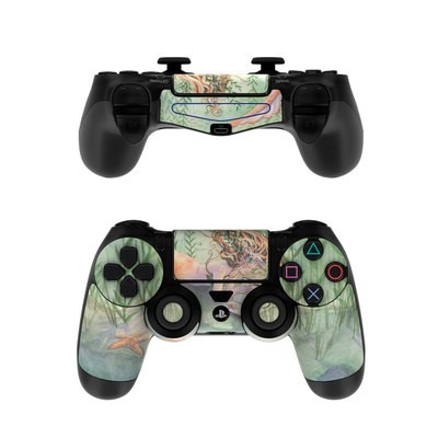 Sony PS4 Controller Skin - Quiet Time