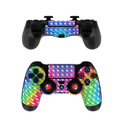 Sony PS4 Controller Skin - Rainbow Candy