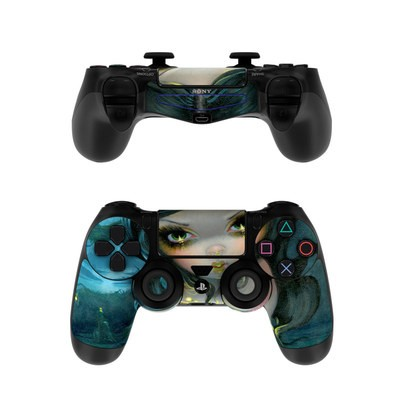 Sony PS4 Controller Skin - Releasing Fireflies