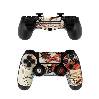Sony PS4 Controller Skin - Royal Excelsior