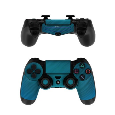 Sony PS4 Controller Skin - Rhythmic Blue