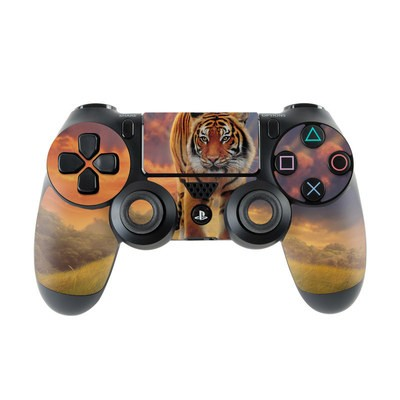 Sony PS4 Controller Skin - Rising Tiger