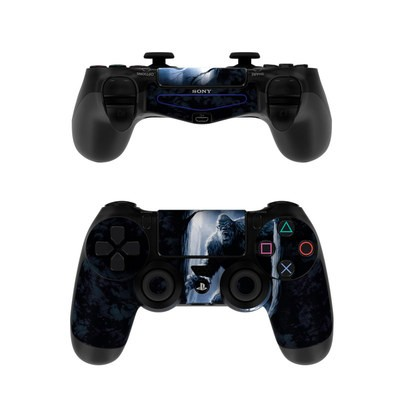 Sony PS4 Controller Skin - Sasquatch