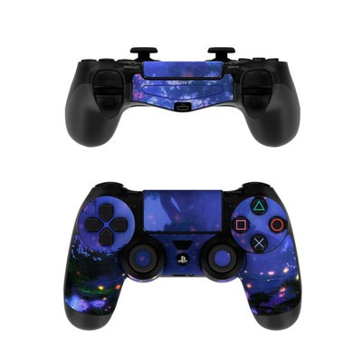 Sony PS4 Controller Skin - Satori Night